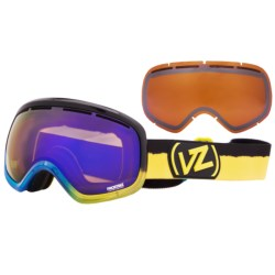 Von Zipper Skylab Frosteez Snowsport Goggles - Interchangeable Lens