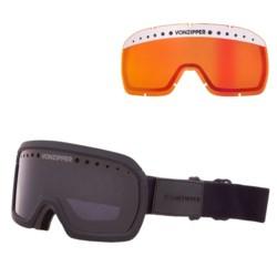 Von Zipper Fubar Snowsport Goggles - Interchangeable Lens