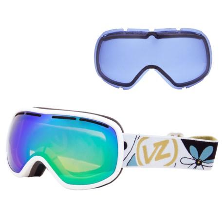 VonZipper Von Zipper Chakra Snowsport Goggles - Interchangeable Lens
