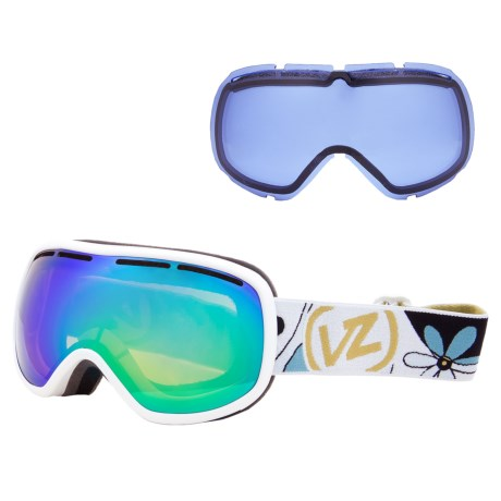 Von Zipper Chakra Snowsport Goggles - Interchangeable Lens
