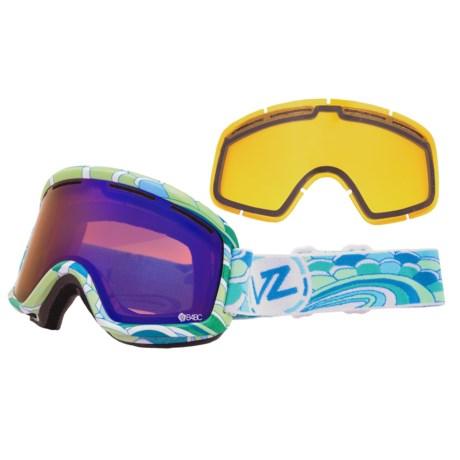 VonZipper Von Zipper Beefy Snowsport Goggles - Interchangeable Lens