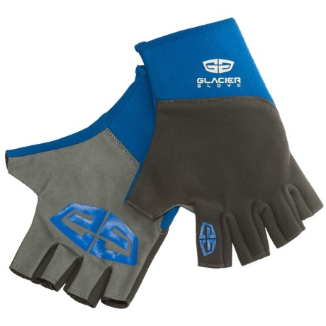 Glacier Glove Midweight Pro Angler Gloves - Fingerless (For Men and Women)