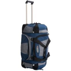 """High Sierra A.T. Gear Duffel Bag - 26"""", Wheeled"""
