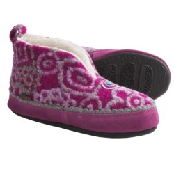Acorn Leeda Bootie Slippers - Wool Blend (For Women)