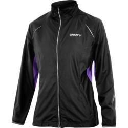 Craft Sportswear Active Run Jacket (For Women)