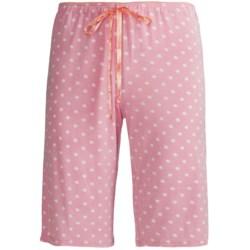 PJ Salvage Isla Bonita Lounge Shorts (For Women)