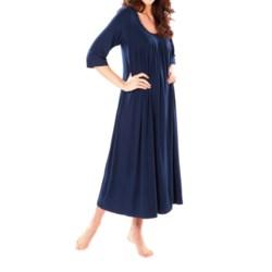 Paddi Murphy Softies Linda Nightgown - Long Sleeve (For Women)