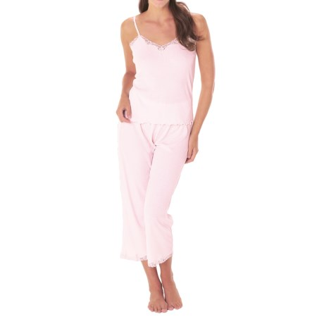 Paddi Murphy Softies Eileen Capri Pajamas (For Women)