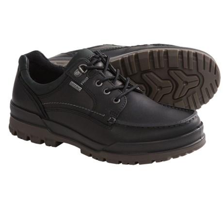 ECCO Track 6 Gore-Tex® Moc Toe Lo Shoes - Waterproof (For Men)