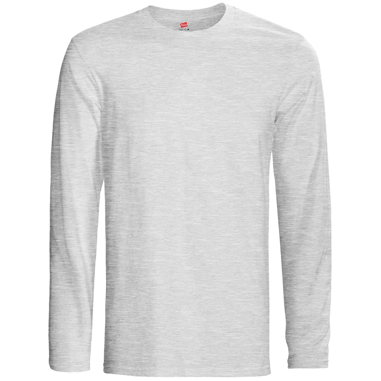Black Hanes t Shirt Hanes Nano-t® Cotton T-shirt
