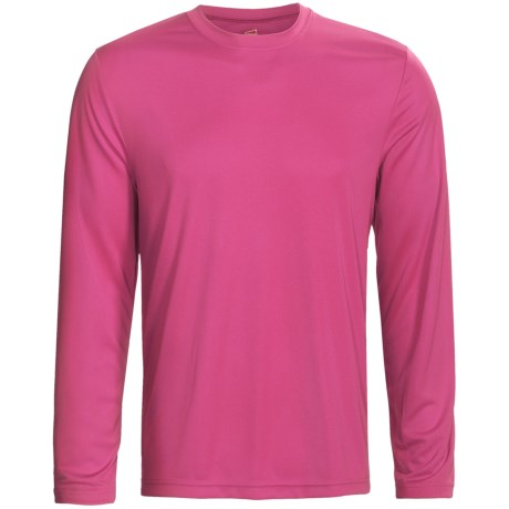 Hanes Cool-DRI® High-Performance T-Shirt - UPF 50+, Long Sleeve (For Men and Women)