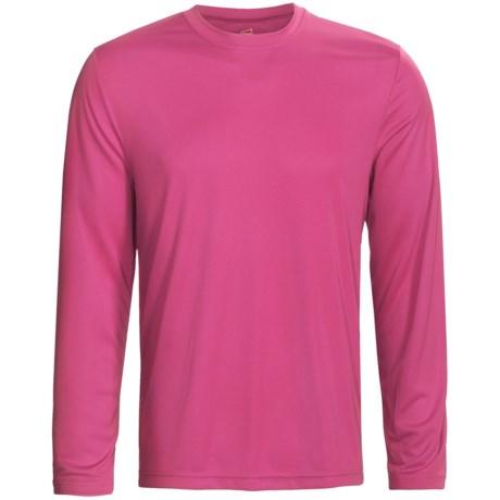 Hanes Cool-DRI® High-Performance T-Shirt - UPF 50+, Long Sleeve (For Men and Women)
