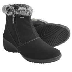 Ara Brenda Gore-Tex® Boots - Waterproof, Side Zip (For Women)
