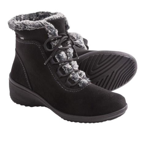 Ara Britney Waterproof Boots- Gore-Tex®, Faux-Fur Trimmed (For Women)