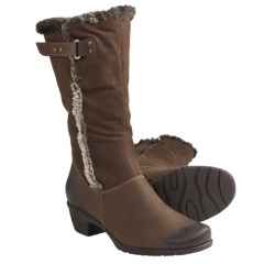 Ara Avis Boots - Faux-Fur Lined (For Women)
