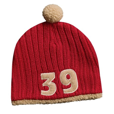Jacob Ash Attakid Team Knit Hat  (For Toddlers)