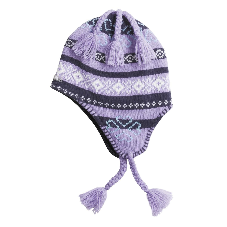 Lining Knit Hat Knit Hat Fleece-lined