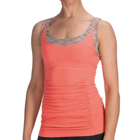 lucy Core Method Tank Top (For Women)