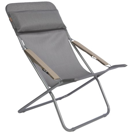 Lafuma LFM2207 Transabed XL+ Adjustable Reclining Chair