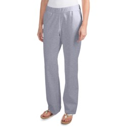 Missy Snow Bunny Fleece Pants (For Women)