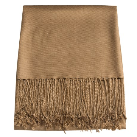 Jones New York Lightweight Wrap with Fringe (For Women)