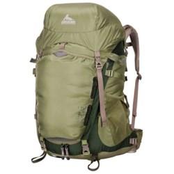 Gregory Sage 55 Backpack - Internal Frame (For Women)