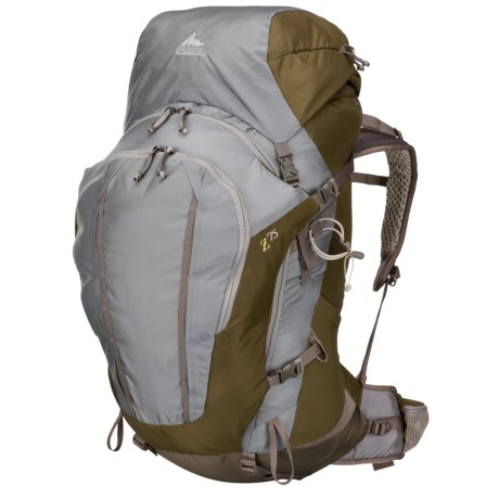 Gregory Z75 Backpack - Internal Frame