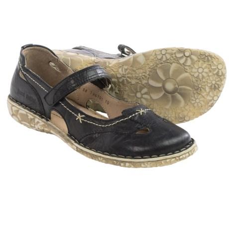 Josef Seibel Ingrid Mary Jane Shoes - Leather (For Women)