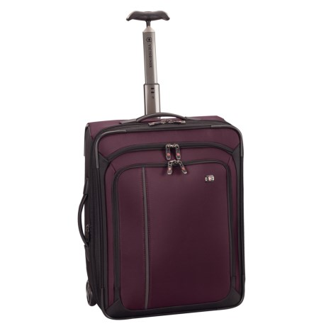 Victorinox Swiss Army Werks Traveler 4.0 Carry-On Suitcase - Rolling, Expandable, 20""