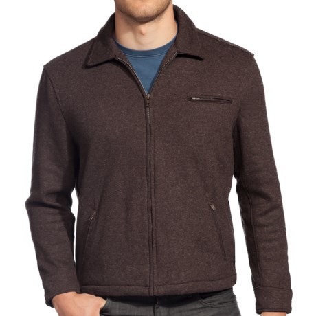 Agave Denim Diamondback Soft Coat - Full Zip (For Men)