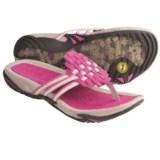 Jambu Leaf Sandals - Leather (For Women)