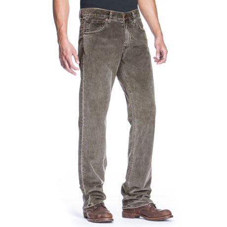 Agave Denim Waterman Tuscan Cord Flex Jeans - Relaxed Fit, Straight Leg (For Men)