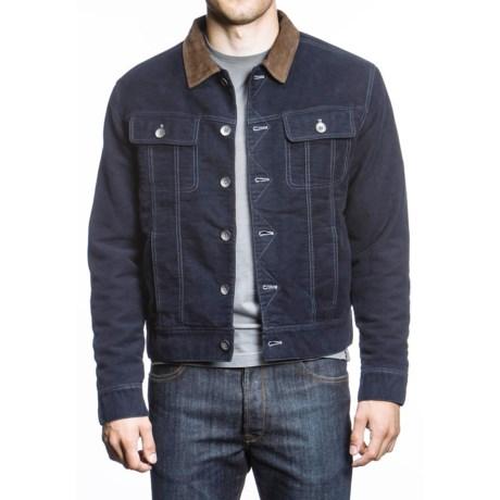 Agave Denim 39 North Jacket - Cotton Moleskin (For Men)