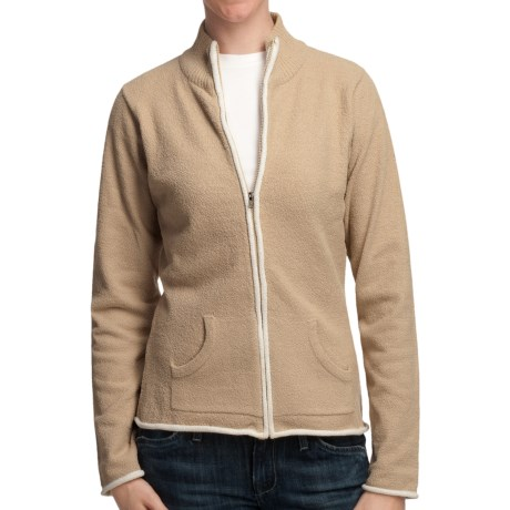 Plush by Colorado Clothing Cozy Jacket - Mock Neck (For Women)