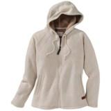Filson Hooded Sweater Jacket - Wool Blend, Full Zip (For Women)