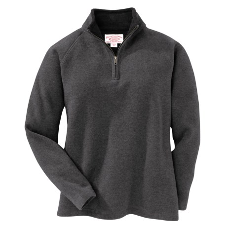 Filson Bridgeport Sweater - Zip Neck (For Women)