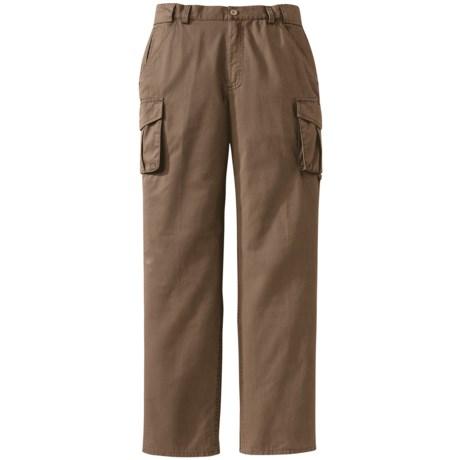Filson Canvas Cargo Pants (For Women)