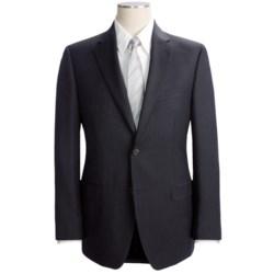 Lauren by Ralph Lauren Thin Beaded Stripe Suit - Slim Fit, Wool (For Men)
