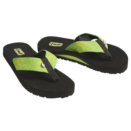 Teva Mush® Thong Sandals (For Women)