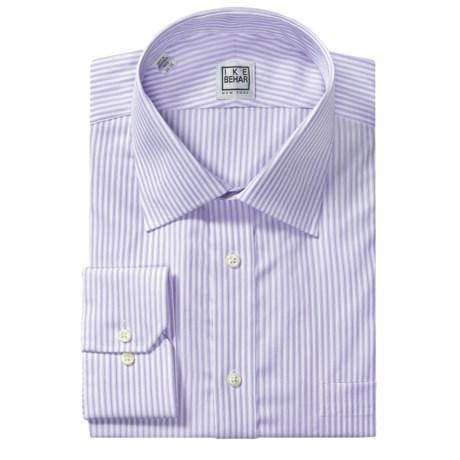 Ike Behar Silver Label Cotton Shirt - Long Sleeve (For Men)