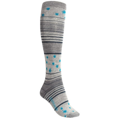 Icebreaker Everyday Light Socks - Merino Wool, Over-the-Calf (For Women)