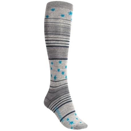 Icebreaker Everyday Light Socks - Merino Wool, Over-the-Calf (For Women)