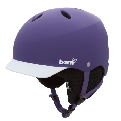 Bern Lenox EPS Multi-Sport Helmet - Removable Winter Liner (For Women)