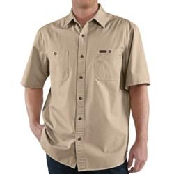 Carhartt Trade Shirt - Short Sleeve (For Tall Men)