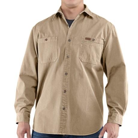 Carhartt Trade Shirt - Long Sleeve (For Men)