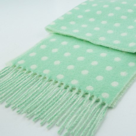 Abraham Moon & Sons Moon Lambswool Scarf (For Women)