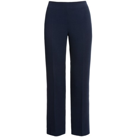 Louben Clean Front Pants - Side Zip (For Women)