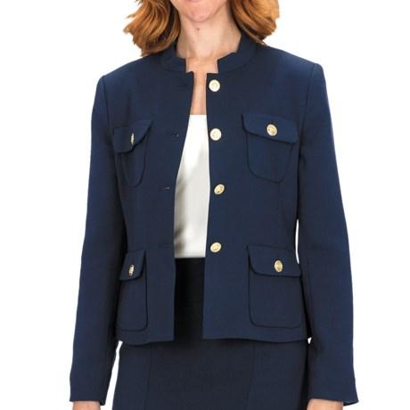 Louben Four-Button Jacket (For Women)