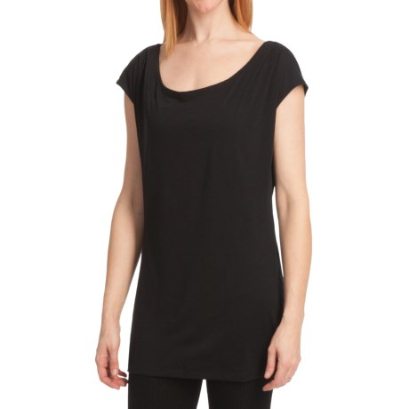 Emu Woonona Merino Wool T-Shirt - Short Sleeve (For Women)