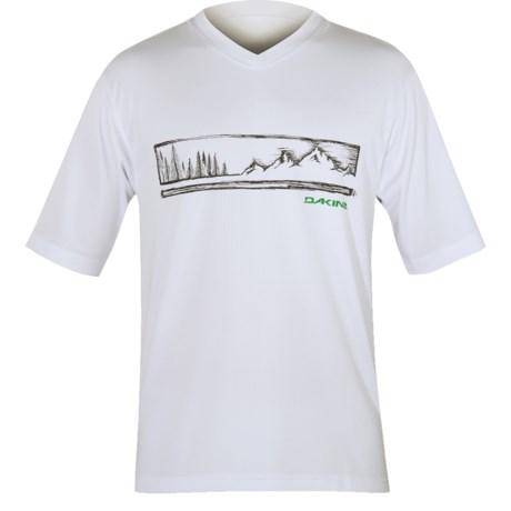 DaKine Cascade Bike Jersey - Short Sleeve (For Men)